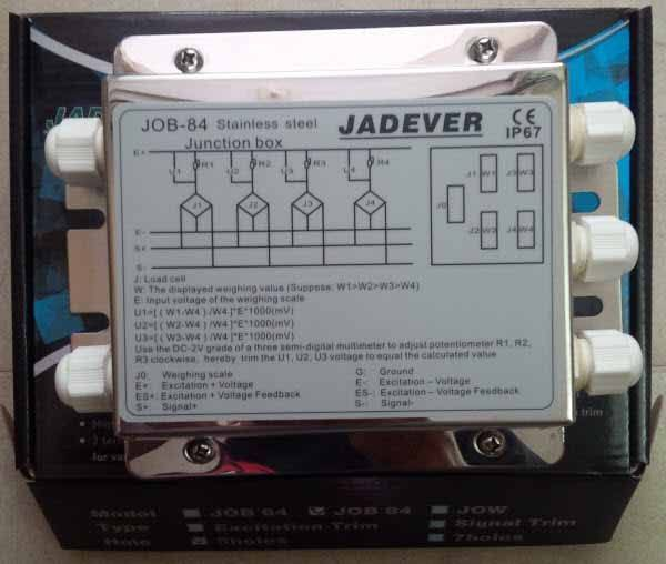 Junction Boxes Jadever JOB84-EXC