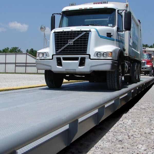 Bảo trì cân xe tải