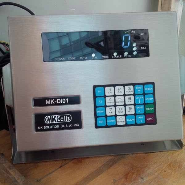 Digital Weight Indicator MKCells MK-Di01