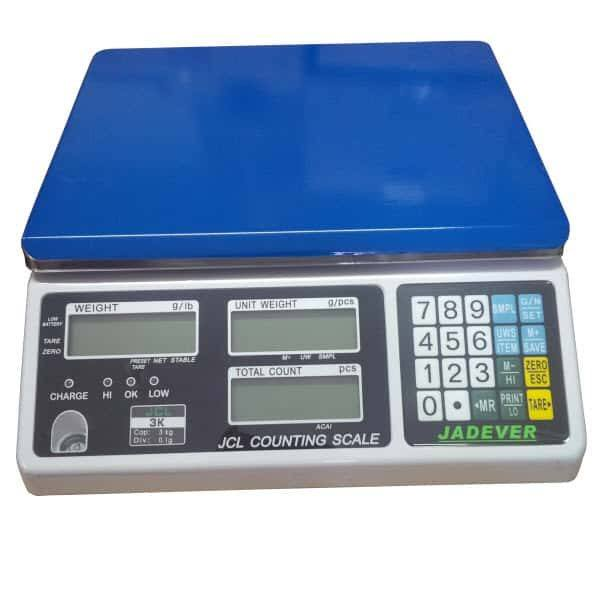 Counting Scales Jadever-JCL