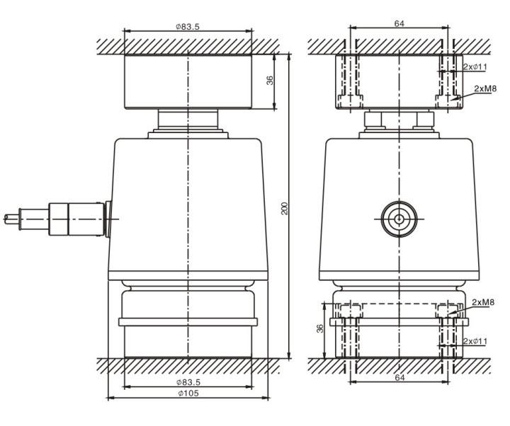 Load cells MKCells CLC-30t