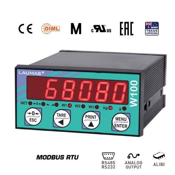 Weight Indicator Controller LAUMAS-W100
