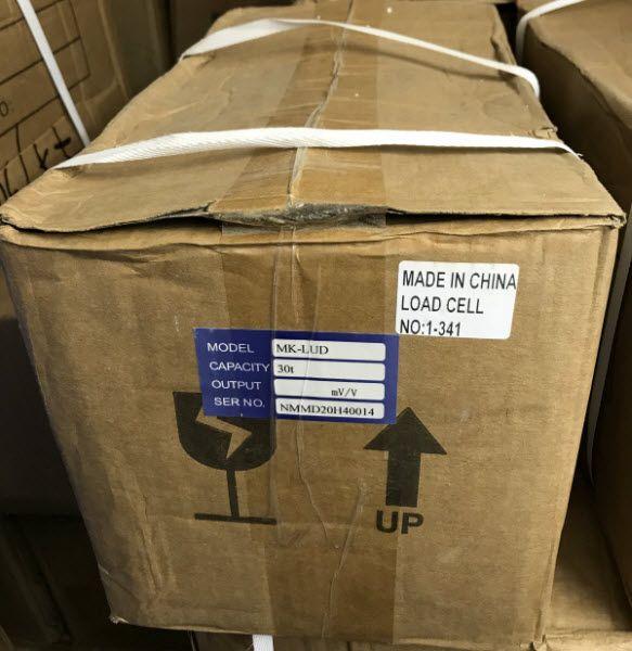 Digital Load cells MKCells MK-LUD 30t