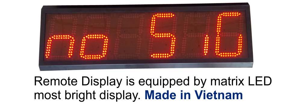 Remote Display Kala DMP-TV-P10