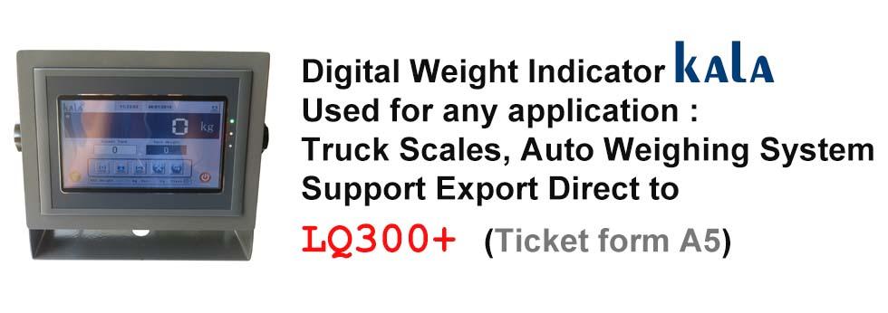 Digital Weight Indicator Kala KWS1.7