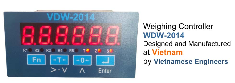 Weighing Controller WDW-2014
