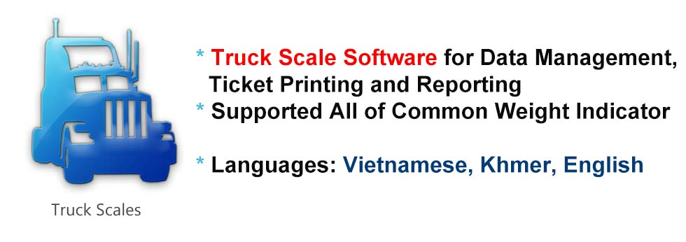 Truck Scales Software