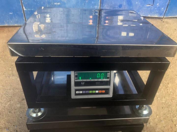 SC6070 Bench Scale Platform CHAIR Type